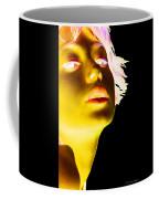 Inverted Realities - Yellow  Coffee Mug
