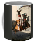 Italian Greyhounds Coffee Mug