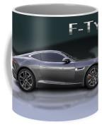 Jaguar F Type Coffee Mug