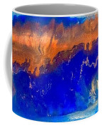 January Canyon Coffee Mug