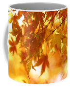 Japanese Maple In Fall Coffee Mug