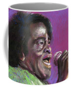 Jazz. James Brown. Coffee Mug