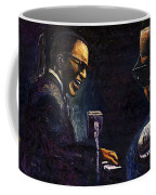 Jazz Ray Charles Coffee Mug
