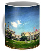Jekyll Island Club Hotel Coffee Mug