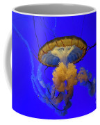 Jellyfish At California Academy Of Sciences In San Francisco, California Coffee Mug