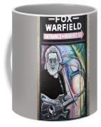 Jerry Garcia - San Francisco Coffee Mug