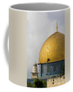 Jerusalem Dome Of The Rock  Coffee Mug