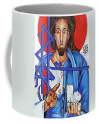 Jesus Tears Coffee Mug