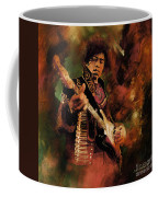 Jimi Hendrix 01 Coffee Mug