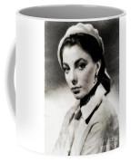 Joan Collins, Actress Coffee Mug