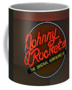 Johnny Rockets Coffee Mug
