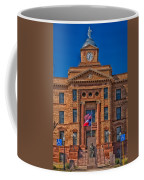 Jones County Courthouse Coffee Mug