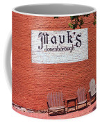 Jonesborough Tennessee Mauk's Store Coffee Mug