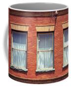 Jonesborough Tennessee Three Windows Coffee Mug