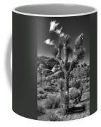 Joshua Tree And Cloud Coffee Mug