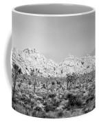 Joshua Tree Panoramic Coffee Mug
