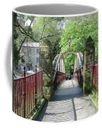 Jubilee Bridge - Matlock Bath Coffee Mug