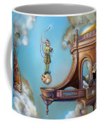 Jugglernautica Coffee Mug
