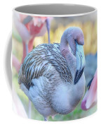Juvenile Flamingo Coffee Mug