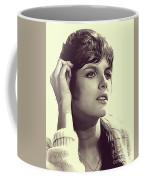 Katharine Ross, Vintage Actress Coffee Mug