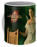 Katniss Hunger Games Catching Fire Coffee Mug