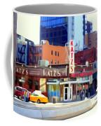 Katz's Delicatessan Coffee Mug