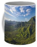 Kauai Aerial Coffee Mug
