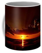 Keaton Beach Sunset Coffee Mug