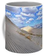Kelso Dunes Desert Landscape Coffee Mug