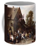 Kermis On St. George's Day Coffee Mug
