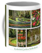 Keukenhof Collage Coffee Mug