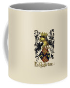 King Of England Coat Of Arms - Livro Do Armeiro-mor Coffee Mug