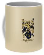 King Of France Coat Of Arms - Livro Do Armeiro-mor  Coffee Mug