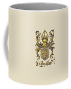 Kingdom Of Jerusalem Coat Of Arms - Livro Do Armeiro-mor Coffee Mug