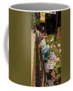 Knit Fence Protectors Coffee Mug