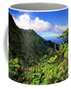 Koolau Summit Trail Coffee Mug