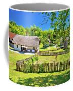 Kumrovec Picturesque Village In Zagorje Region Of Croatia Coffee Mug