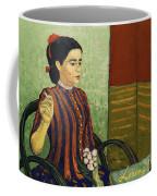 La Mousme Is Unconvinced Coffee Mug