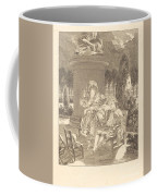 La Soiree Des Thuileries Coffee Mug