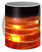 Laboratory Petri Dishes In Science Research Lab Coffee Mug