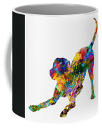 Labrador Retriever-colorful Coffee Mug
