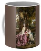 Lady Elizabeth Delme And Her Children Coffee Mug