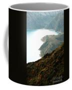 Lagoa Do Fogo Coffee Mug