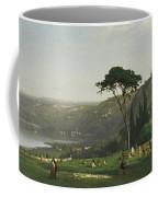 Lake Albano Coffee Mug