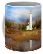 Lake Huron Lighthouse Coffee Mug