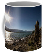 Lakefront And Sunset At Mono Lake, Eastern Sierra, California, U Coffee Mug