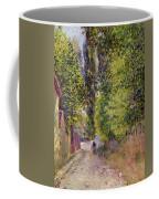 Landscape Near Louveciennes Coffee Mug