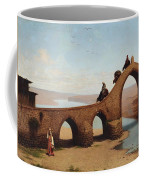 Landscape With Bridge Coffee Mug