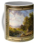 Landscape With Castle Coffee Mug