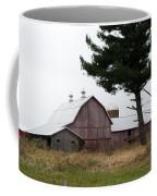 Large Barn Coffee Mug